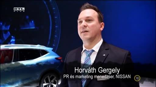 Horváth Gergely, PR- és marketingmenedzser, Nissan