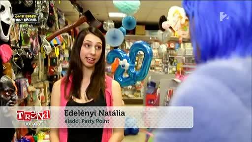 Edelényi Natália, eladó, Party Point