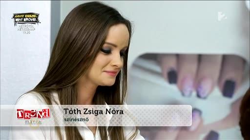 Tóth Zsiga Nóra, színésznő