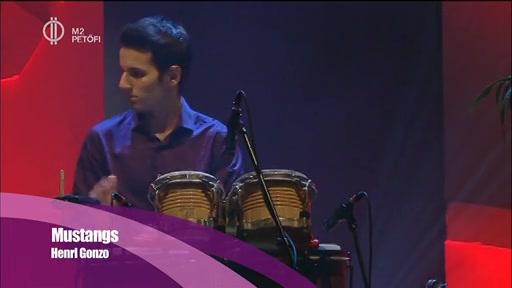 Henri Gonzo - Fran Palermo: Mustangs (zenemű)
