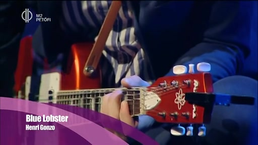 Henri Gonzo - Fran Palermo: Blue Lobster (zenemű)
