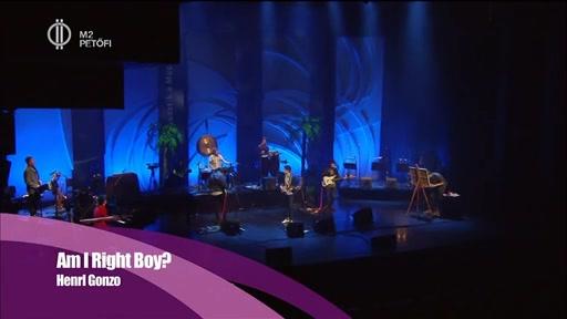 Henri Gonzo - Fran Palermo: Am I Right Boy? (zenemű)