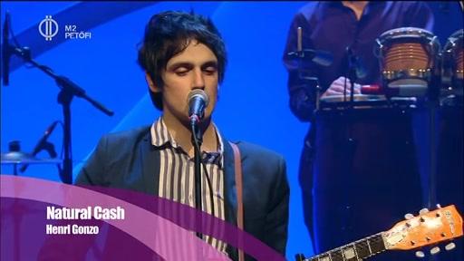 Henri Gonzo - Fran Palermo: Natural Cash (zenemű)