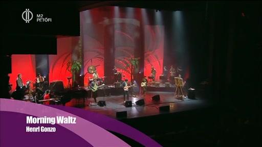 Henri Gonzo - Fran Palermo: Morning Waltz (zenemű)